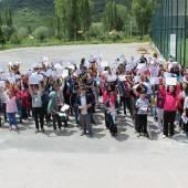 Teog Sınavında 110 Net Üzeri Puan Alan 10 Öğrencimizi ve Fatih Ortaokulunda Başarılı 2 Öğrencimize Ödüllendirdik.