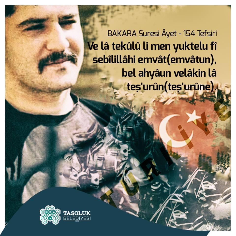 Şehit Polis AhmetAlp Taşdemir