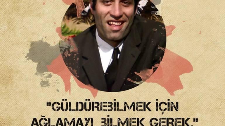 Usta Oyuncu Kemal Sunal.