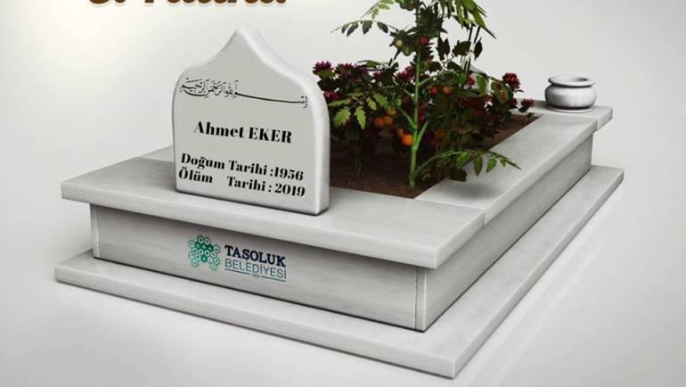 Ahmet EKER Cenaze İlanı